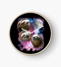3 Sloth Moon Clock