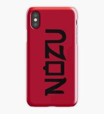 Nozu iPhone Case/Skin