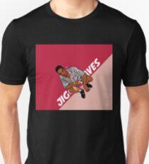 "Jay-Z ""Jigga Waves"" Unisex T-Shirt"
