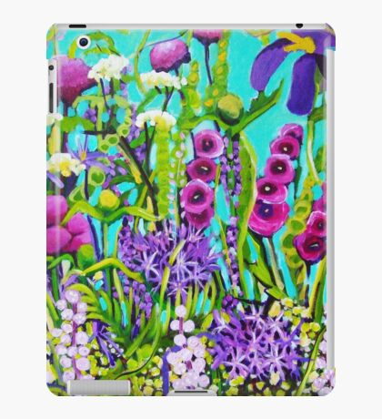 Cottage Garden iPad Case/Skin