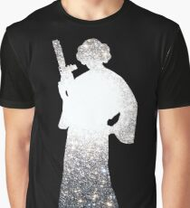 Space Princess Graphic T-Shirt