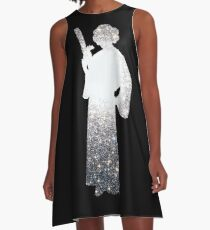 Space Princess A-Line Dress