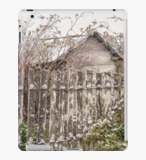 Winter Home - Hill End iPad Case/Skin