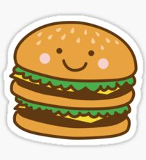Hamburger mignon Sticker
