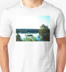 FINGER LAKE, CAYUGA LAKE Unisex T-Shirt