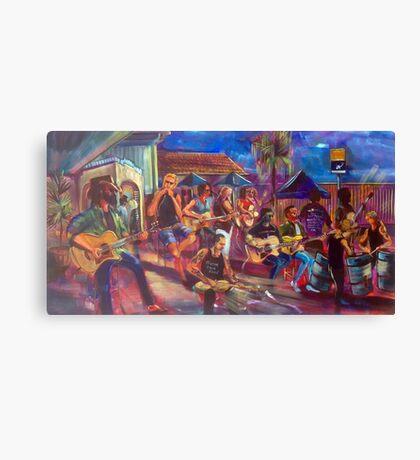 Matt Charnley Benefit concert - Hawkesbury Hotel Canvas Print