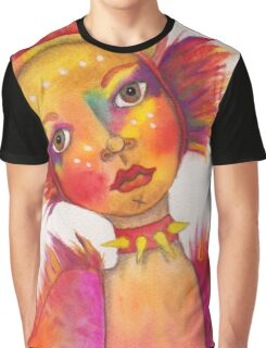 Maude - Series Rainbow Pussycatz Graphic T-Shirt