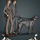 Greyhound - 1917 by bluebell42