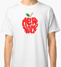 Big Apple New York Classic T-Shirt