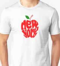 Camiseta unisex Big Apple Nueva York