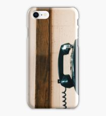Ring, Ring... iPhone Case/Skin