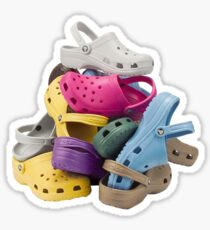 Crocs Sticker