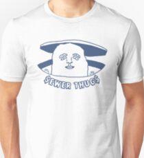 The Sewer Thug (Navy Blue) T-Shirt