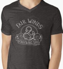 Fair Winds and Following Seas - Off White T-Shirt