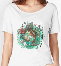 Ghibli Tribute Women's Relaxed Fit T-Shirt