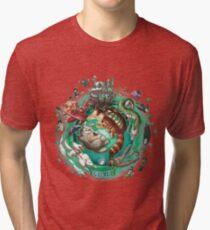 Ghibli Tribute Tri-blend T-Shirt