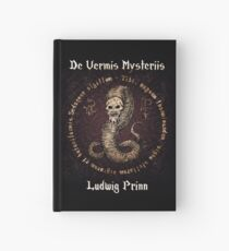 Cuaderno de tapa dura De Vermis Mysteriis