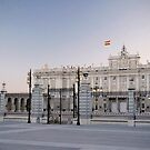 The Royal Palace of Madrid by Edwin Davis