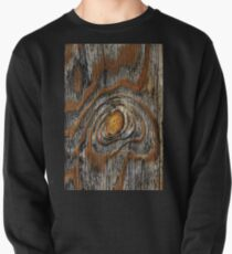 Wood knot .4 Pullover