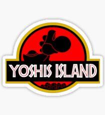 YOSHIS ISLAND V2 Sticker