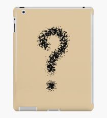 What Now? iPad Case/Skin