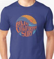 Baja California Surf Unisex T-Shirt