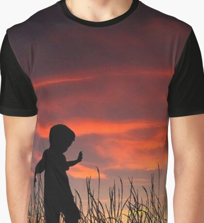 The Beginning of a Journey Graphic T-Shirt