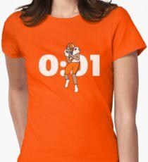Clemson Game Winning Touchdown Womens Fitted T-Shirt