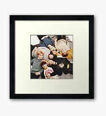 BANGTAN BOYS - BTS Framed Print