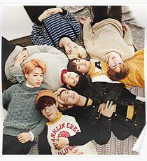 BANGTAN JUNGEN - BTS Poster