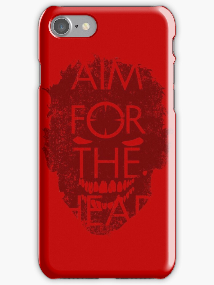 AIM FOR THE HEAD - Zombie advice by R-evolution GFX