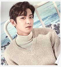 chanyeol exo Poster