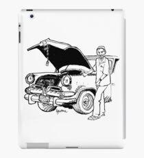 Havana mechanic iPad Case/Skin