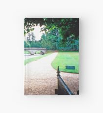25 Looking towards Trinity College, Cambridge Hardcover Journal