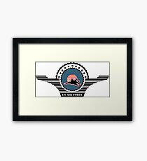 US Air Force Framed Print