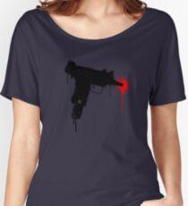 UZI Women's Relaxed Fit T-Shirt