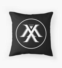 monstax Throw Pillow