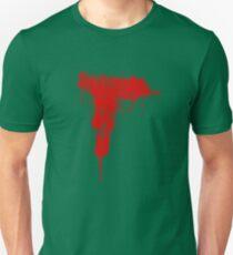 UZI -red- Unisex T-Shirt