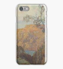 Carl Hübner, The Anticipation, iPhone Case/Skin