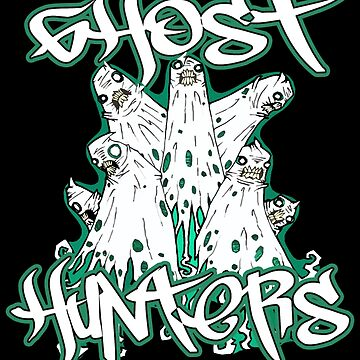 Ghost Hunters by oiiii