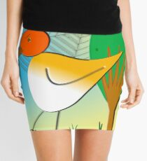 The Bird Mini Skirt