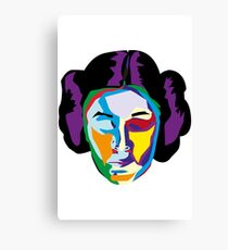 princess leia Canvas Print