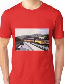 Love is tragedy... Unisex T-Shirt