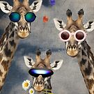 Animal Collection -- Lets Take A Selfie by Elo Marc