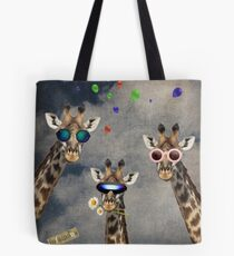 Animal Collection -- Lets Take A Selfie Tote Bag