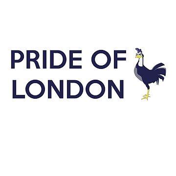 Orgullo de Londres de elmindo