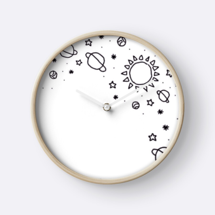 Cute tumblr stars planets graphic clocks by extravagances cute tumblr stars planets graphic by extravagances amipublicfo Gallery