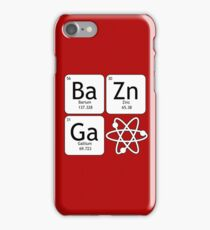 BaZinGa and Atom iPhone Case/Skin