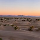 Dunes to the sky by Will Hore-Lacy