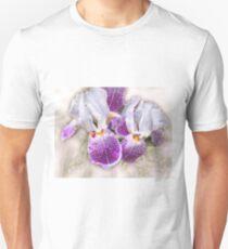 Gladiolus and a ladybug T-Shirt